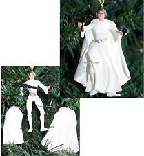 Custom Star Wars Ornament Princess Leia Organa with Laser Pistol & Rifle PVC NEW