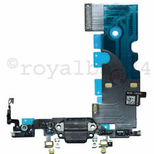 Original iPhone 8 hembrilla de carga de carga-Flex schw. audio Connector Charger micro Dock