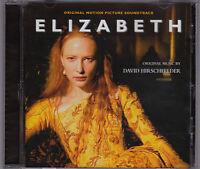 Elizabeth - Soundtrack - CD (460 796-2 1998 Decca London)