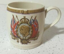 J&G MEAKIN George V And Queen Mary SILVER JUBILEE Mug 1910-1935