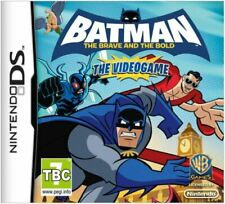 batman the brave and the bold ds