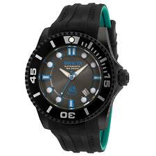 New Invicta 20207 Grand Diver Gen II Blue Black 24J Automatic 47mm Mens Watch