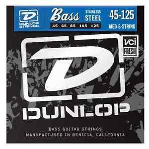 DUNLOP DBN90 Nickel Stainless Steel Medium Bass Guitar String.090-Gauge
