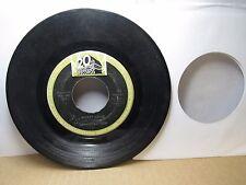 Old 45 RPM Record - 20th Century Fox 506 - Denny Provisor - Mickey Mouse / Walk