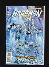 Aquaman #19! 1st First King Nereus, New Movie! (DC New 52) SEE PICS AND SCANS!