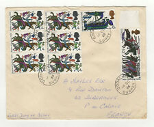 FDC England Angleterre enveloppe timbre 1er jour 1966 / B5fdc2