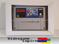 5x Super Nintendo SNES PAL Inlay [Type 2] - OVP-Einlage - Pappe Karton carton