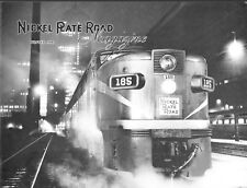 Nickel Plate Road Winter 1990 Cleveland Chicago Passenger Cars LE&W Depot