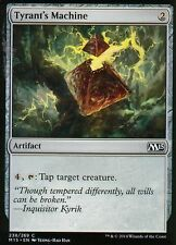 4x Tyrant 's machine | NM/M | m15 | Magic MTG