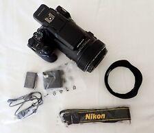 Nikon COOLPIX P1000 16MP f/2.8-8 24-3000mm 125x Super Zoom 4K Digital Camera