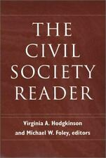 The Civil Society Reader (Civil Society: Historical and Contemporary Perspectiv