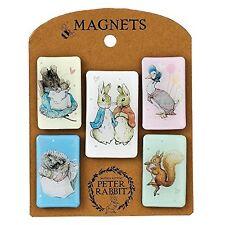 Beatrix Potter A28080 Beatrix Potter Characters Magnet Set