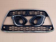 Mitsubishi ASX 2013-2015 Frontgrill für Stoßstange für Kühlergrill Chrom Set 5