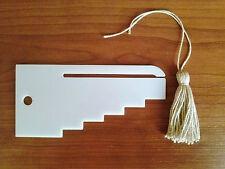Tassel maker, 5 sizes of tassels, tassel tool, how to make tassels, diy tassel