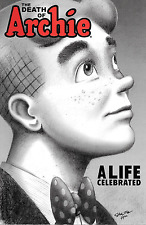 The Death of Archie : A Life Celebrated by Kupperberg & Ruiz TPB 1st Print OOP