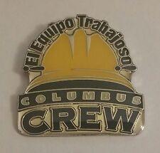 "COLUMBUS CREW ""El Equipo Trabajoso"" - Hardest Working Team Lapel Pin"