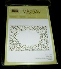 New listing Stampin' Up Confetti Textured Impressions Embossing Folder ~ Celebration Frame