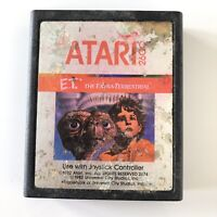 E.T. The Extra Terrestrial (Atari 2600, 1982)