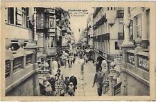 Blankenberge Blankenberghe Kerkstraat 1945