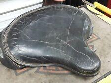 STOCK HARLEY KNUCKLEHEAD PANHEAD SHOVELHEAD BOBBER POLICE SOLO SEAT