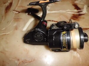 Vintage DAM Quick 2001High Speed Spinning Reel made in W. Germany
