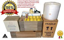 All In Pack Cardboard Packing Boxes Removalist Moving Storage Heavy Duty Carton!