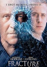 Fracture    2007 Movie Posters Classic And Vintage Films
