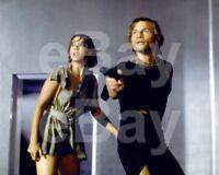 Logan's Run (1976) Jenny Agutter, Michael York 10x8 Photo