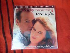 My Life Nicole Kidman Keaton Film Laser Disc Large DVD LaserDisc Vintage