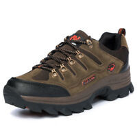 Men's Hiking Outdoor Sneakers Trail Trekking Climbing Breathable Shoes New
