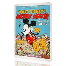 WALL SIGN MICKEY MOUSE Walt Disney Gulliver Poster Memorabilia Retro Vintage Art