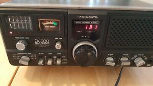 Amateur radio receiver-Short wave DX-300