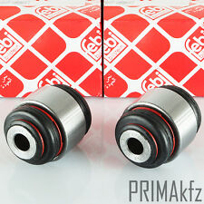 2x Febi 12700 Querlenker Warehouse Storage Bushing Rear BMW 3er e36 e46 z4 e85 e89