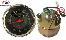 ROYAL ENFIELD GREY FACED CHROME SPEEDO METER 0-160KM/H - MOTORCYCLE MOTORBIKE