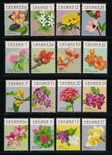 Taiwan Stamp-2009-常129(998)-Flowers-(I-IV)-16 stamps-MNH