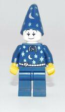 LEGO WIZARD STARS AND MOON CLOWN FACE MINIFIGURE