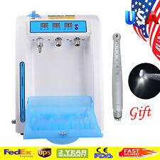 US Dental Handpiece Clean Maintenance Oil System Lubricating Lubrication Machine