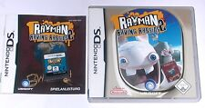 Gioco: Rayman Raving Rabbids 2 PER NINTENDO DS LITE + + + DSi XL + 3ds + 2ds