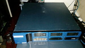Juniper STRM 2500 II JA-STRM2500-A2-BSE with 1250 Events and 25K Flows