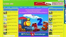 KINDER-AHOI.de incl. Projekt (Videoportal für Kinder) steht zum Verkauf