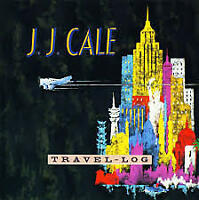JJ CALE - TRAVEL-LOG CD ~ 80's BLUES J.J. *NEW*