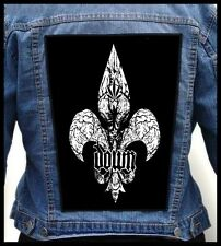 DOWN  --- Giant Backpatch Back Patch/ Pantera Superjoint Ritual Crowbar