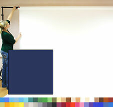 OXFORD BLUE Creativity Photographic Background Paper 2.72 x 11m Roll - 111201