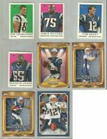 New England Patriots 8 card 2013 Topps insert lot-all different