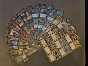MTG - Magic: The Gathering - Exodus Complete Set - Plus Extras!