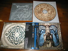Finntroll / Nattfodd JAPAN Ensiferum Korpiklaani Rare!!!!!!! T-A
