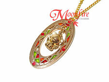 CARDCAPTOR SAKURA KERO CLOW CARD PENDANT NECKLACE KERO-CHAN SWINGING QUALITY