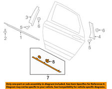 Lincoln FORD OEM 13-18 MKZ Exterior-Rear-Side Molding Right DP5Z5425556AA