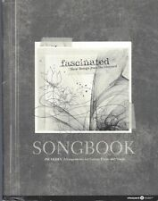 Songbook FASCINATED ~New Songs from The Vineyard ~ Guitar Piano Vocals ~ F207