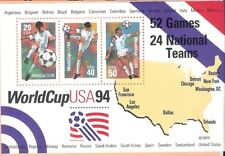 AMERIKA USA SHEET MNH WORLD CUP USA 1994 FOOTBALL